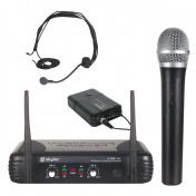 VHF mikrofonní set 2 kanálový