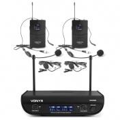 WM82 digitální UHF mikrofonní set