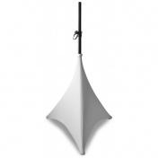 Návlek na stojan, 120 cm, bílý