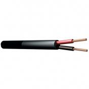 Kabel repro 2x 1,5 qmm kulatý