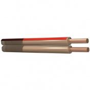 Plochý repro kabel 2x 2.5 qmm