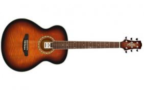 """Akustická 3/4 kytara """"mini jumbo"""" SL29TSB"""