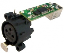Modul USB DMX Neutrik