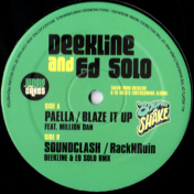 Jungle Cakes 10 - Paella - Blaze It Up / Soundclash - RackNRuin