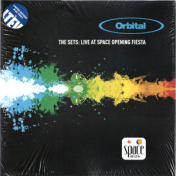 Orbital - Live At Space Opening Fiesta  2xLP