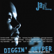 Diggin Deeper 2 - The Roots Of Acid Jazz  2xLP