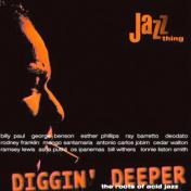 Diggin Deeper -  The Roots Of Acid Jazz  2xLP