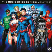 The Music Of DC Comics: Volume 2  2xLP