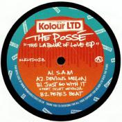Kolour LTD 28 - The Labour Of Love EP