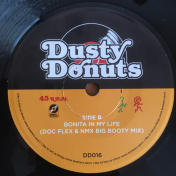 Dusty Donuts 16 - Just A Touch Of Faith / Bonita In My Life