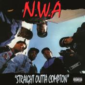 Straight Outta Compton  LP