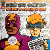 Adventures Of A Reluctant Superhero  LP