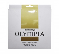 WBS 630 struny na kontrabas - chrom