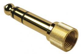 Redukce Jack 3.5 / 6.3mm, závit