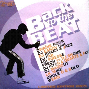 Back To The Beat Volume 6  ! battle LP !