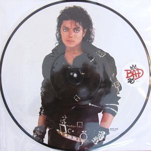 Bad  ! Picture LP!