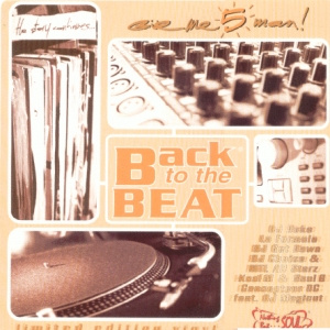 Back To The Beat Volume 5 ! battle LP !