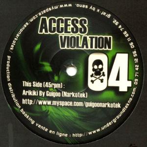 Access Violation 04 RP