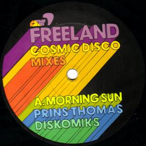 Cosmic Disco Mixes