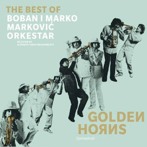 The Best Of - Golden Horns  LP