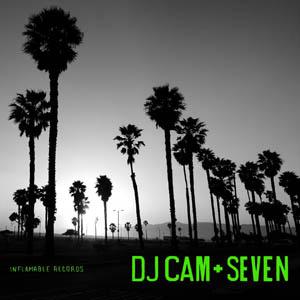 DJ Cam + Seven  LP
