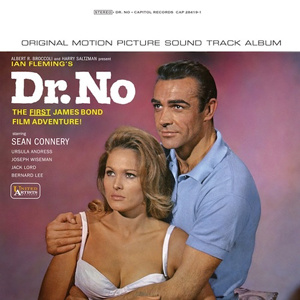 Dr. No Original Soundtrack  LP
