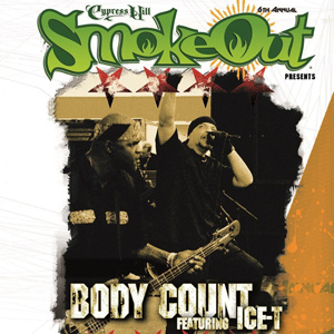 Body Count - Smokeout Festival  LP