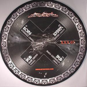 Astrofonik XXX 03  ! Picture Vinyl !
