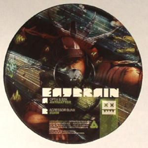 Eatbrain - Antimatter / Burn