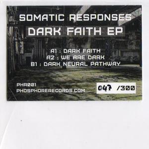 Phosphor 01 - Dark Faith EP ! Limited 300 Pieces !