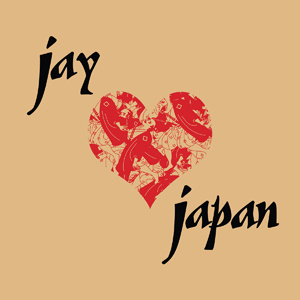 Jay Loves Japan  LP