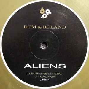 DDD001 - Aliens / Zodiac - Limited 200 Pieces