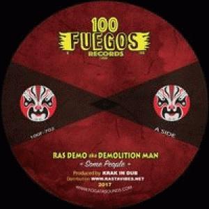 100 Fuegos 702 - Some People / Supa Saloon Riddim