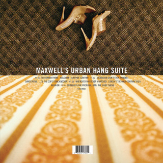 Maxwell s Urban Hang Suite  2xLP