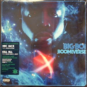 Boomiverse  2xLP