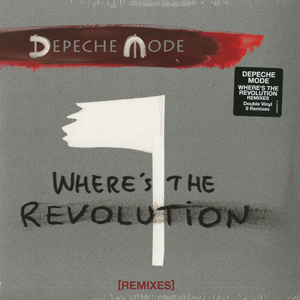 DM - Where´s The Revolution Remixes 2xLP