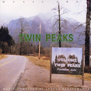 Music From Twin Peaks Soundtrack  LP