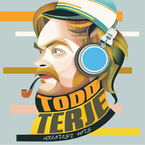 Todd Terje Greatest Hits  2xLP