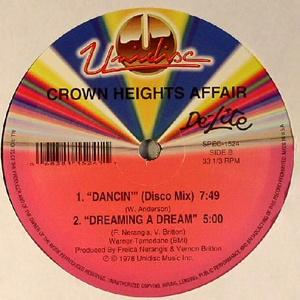 Dreaming A Dream (Goes Dancin')