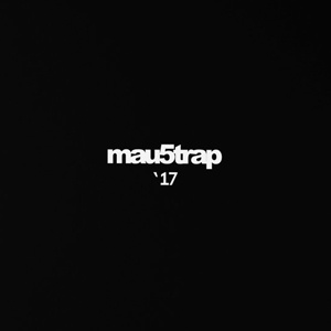 Deadmau5 - Mau5trap 17  4xLP Limited Compilation