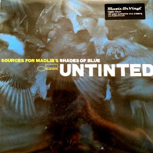 Untinted (Sources For Madlibs Shades Of Blue)  2xLP