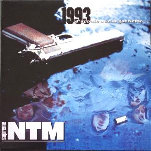 1993 J'appuie Sur La Gachette  LP