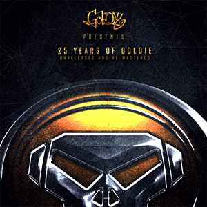 25 Years Of Goldie (Unrelease & Remastered)  3x12