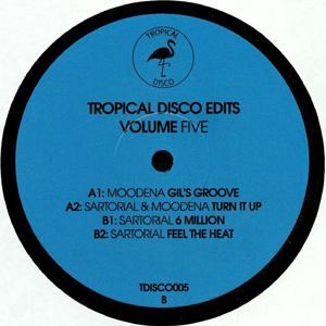 Tropical Disco Edits Volume Four