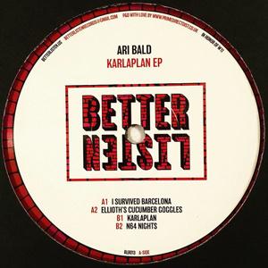 Better Listen 13 - Karlaplan EP