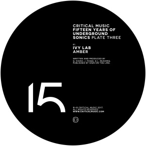 Critical 100 Plate 3 - 15 Years Of Underground Sonics