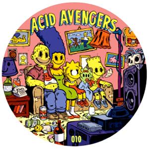 Acid Avengers 10