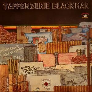 Black Man  LP