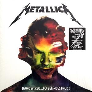 Hardwired... To Self-Destruct  2xLP
