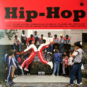 Hip-Hop Classics From The Flow Masters  LP